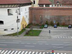 Page Sibiu - the European Capital of Culture 2007 Photo Corner Photo Corners, Thalia, Louvre, Culture, Building, Travel, Construction, Trips, Traveling