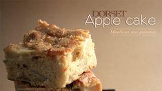 Dorset apple cake / Moelleux aux pommes