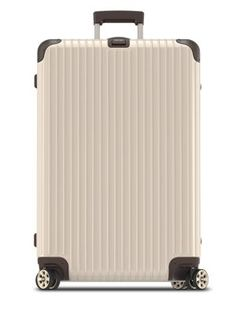 """RIMOWA Limbo 32"""" Spinner Suitcase. #rimowa #bags #travel bags #suitcase #"""