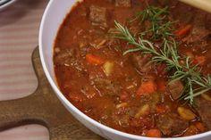 Rinderragout mit Karotten und Petersilienwurzel - Friedas Kitchen on my mind