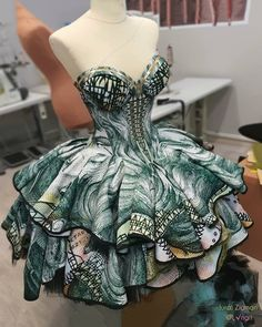 Mode Outfits, Dress Outfits, Fashion Dresses, Pretty Outfits, Pretty Dresses, Ball Dresses, Short Dresses, Fantasy Dress, Dolce & Gabbana