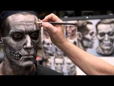 Happy Halloween: Halloween Makeup Tutorial [M∙A∙C Rick Baker -- How To Create the Zombie] | Expert Level