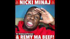 Trey Songz Meek Mill react to Remy Ma Shether Diss Record AT Nicki Minaj...