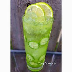 Cucumber tonic