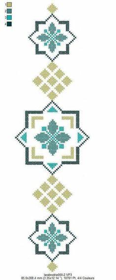 Cross Stitch Bookmarks, Cross Stitch Borders, Cross Stitch Alphabet, Cross Stitching, Cross Stitch Embroidery, Embroidery Patterns, Cross Stitch Patterns, Motifs Blackwork, Jute Flowers