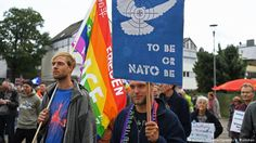 Ramstein Air Base anti-drone protests: The Germans taking on the US military | News | DW | 09.09.2017