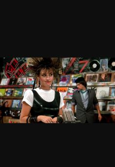 Pretty in Pink- Iona  (Annie Potts is everything!)
