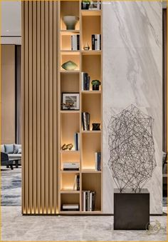 Dreamy Partition Apartment Design Ideas You Must Have - Room Decor & Design Living Room Partition Design, Room Partition Designs, Living Room Tv Unit Designs, Modern Room Decor, Living Room Decor, Home Room Design, Home Interior Design, Shelving Design, Apartment Design