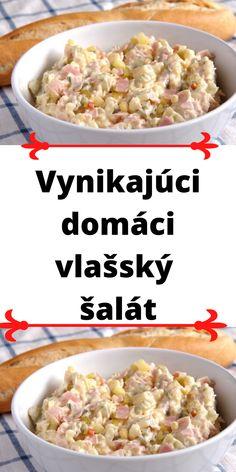 Salad Dressing, Potato Salad, Salads, Nova, Potatoes, Cooking, Breakfast, Health, Ethnic Recipes