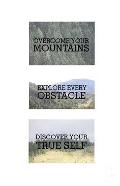 Mountaineering Through Life.