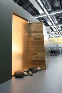 Office Interior Design by Za Bor Architects