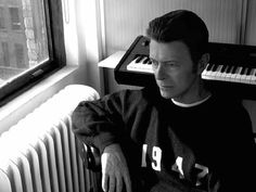 David Bowie im vergangenen Jahr in New York im Studio  | Foto: Sony Music https://exploringdavidbowie.wordpress.com/page/53/