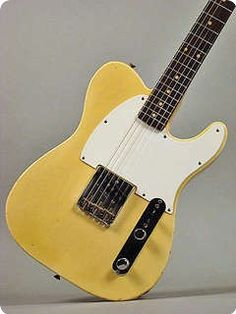 Vintage 1960 Fender Esquire - single pickup electric guitar