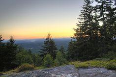 Blue Hill Mountain, Maine