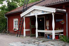 Bembölen Kahvitupa on Espoon vanhimpia säilyneitä maatilan päärakennuksia.