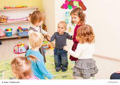 Tanzlied für Kinder: Wir drehen uns schnell im Kreis