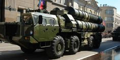 Russian S-300 missile launcher. I think, minus the missiles, this would make one heck of an RV... adapt a trailer to the back! (Photo: Anton/ Wiki Commons)