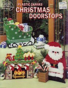 Christmas Doorstops Pg. 1/17