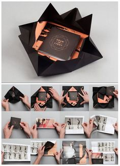 creative folding bruchure - Yahoo Image Search Results