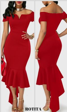 From parties and formal dinners to work events and casual summer afternoons,our women's dress selection features something fllatering for every occasion. Elegant Dresses, Cute Dresses, Beautiful Dresses, African Fashion Dresses, African Dress, Dinner Gowns, Evening Dresses, Chic Outfits, Fashion Outfits