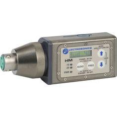 Lectrosonics HM Digital UHF Wireless Plug-On Microphone HM-21. $1075