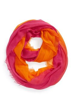 Michael Stars 'Technicolor Sunset' Infinity Scarf | Nordstrom