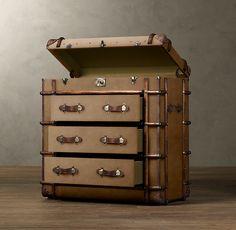 restoration hardware: Richards' Medium Chest
