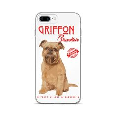 ffdf3982f9cd Boxer. DogDesign · Kutyás iPhone tok · Brüsszeli griffon iPhone telefontok