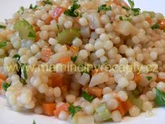 Fresh Sweet Corn and Tomato Salad Tomato Salad, Pasta Salad, Summer Recipes, New Recipes, Sweet Corn, Fresh Lemon Juice, Cucumber, Vegetarian, Lunch