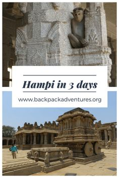 Hampi in three days: the ultimate itinerary to explore the best of hampi