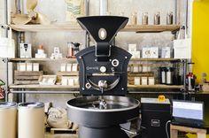 Giesen W15A Koffiebrander - Giesen Coffee Roasters