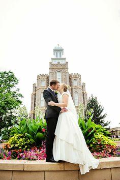 S.W. Portraits logan lds temple, weddings couples, love,  ut wedding photographer