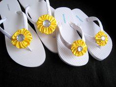 Lemon Yellow Flower