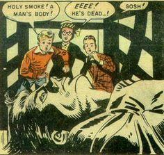 Comics Love, Old Comics, Vintage Comics, Retro Art, Retro Vintage, Magic Pie, Comic Art, Comic Books, Leda Muir