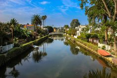 Venice Canals, Los Angeles photo: Mário  Dagot