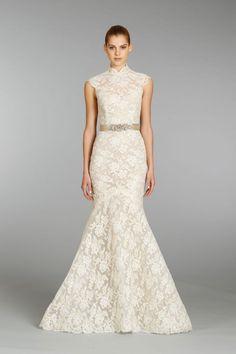 Lazaro Wedding Dress Fall 2013 Bridal 3352