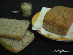 Gluten-free bread too easy and too good-Pain sans gluten trop facile et trop bon Gluten-free bread too easy and too good – Végébon - Zucchini Bread Muffins, Gluten Free Zucchini Bread, Zucchini Bread Recipes, Gluten Free Pizza, Vegan Gluten Free, Gluten Free Recipes, Healthy Zucchini, Sin Gluten, Pains Sans Gluten