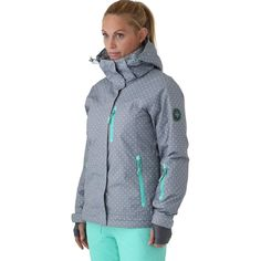 Surfanic Women's Aurora Insulated Snow Jacket - Bivouac Online Store