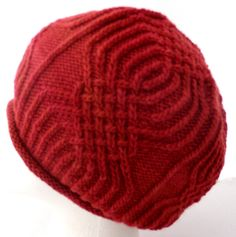 Ravelry: Ferramenta Hat pattern by Nina Machlin Dayton