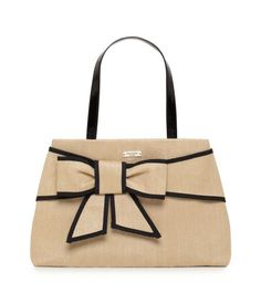 I really want this Kate Spade bag... or the smaller shoulder bag. LOVE IT!!!!
