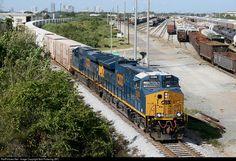 Csx Transportation, Tampa Florida, Contemporary, Modern, Yards, Bob, Delivery, Train, Steel