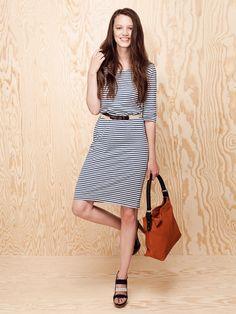 """#Streifen #Kleid """"Rugieri"""" by Brigitte von Boch #bevonboch #dress"""