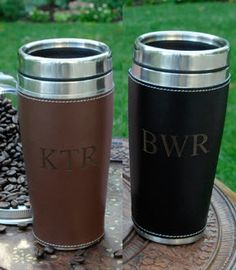Every man needs a good travel tumbler.  Coffee is healthy now after all! $19.99