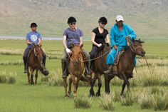 Horseback riding in Mongolia is one of the 'top things to do' in Mongolia