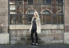 Look PLDM de cet hiver - Sneakers Glacy #ootd #outfit #Winter #Autumn