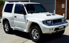 Brave Auto (Mark's) 1997 Mitsubishi Pajero Evolution - JDMVIP Forums JDM Japanese Cars Import Used Auctions