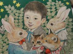 higuchiyuko:    ヒグチユウコ画 ORDER作品