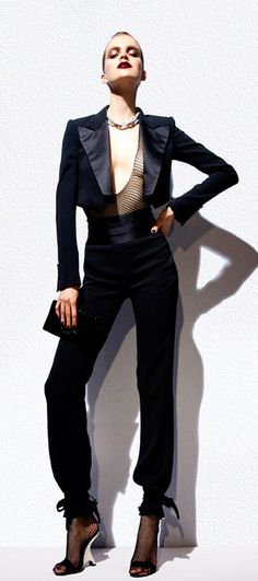 Tom Ford S/S '12 Look Book