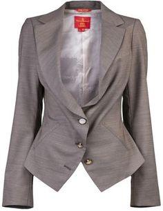 ShopStyle.com: Vivienne Westwood Red Label Classic blazer $692.00