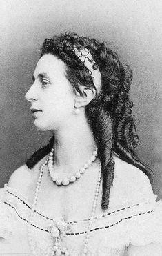 ca. 1858 Alexandra Iosifovina